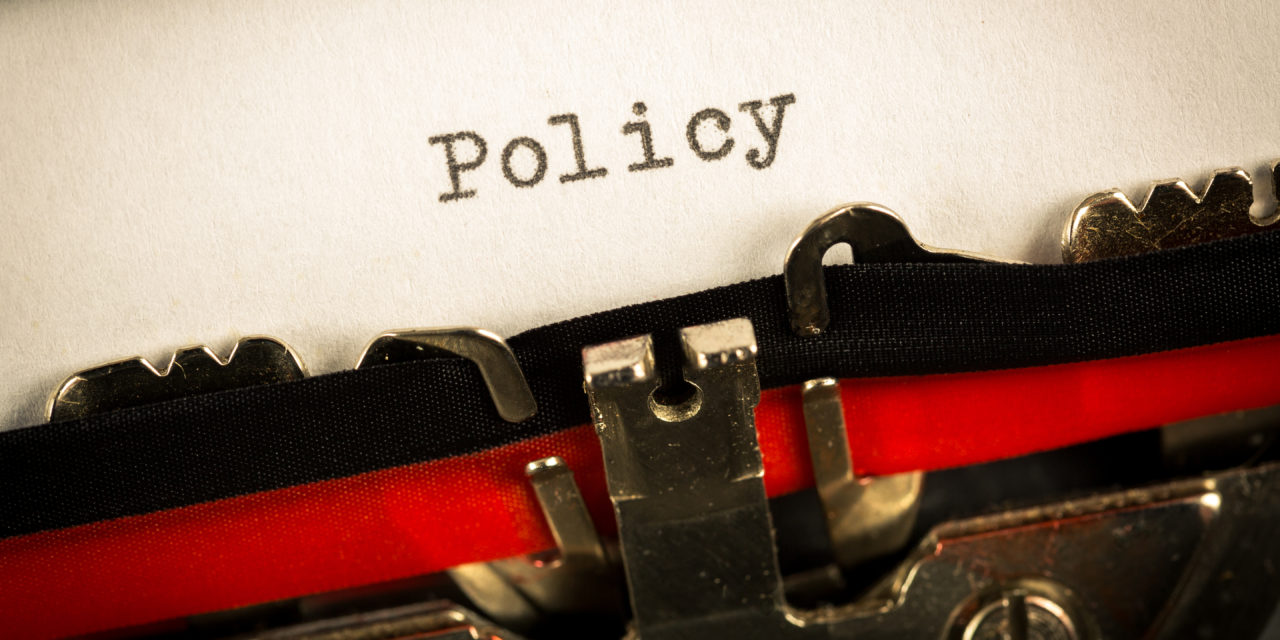Policy making e policonsumo