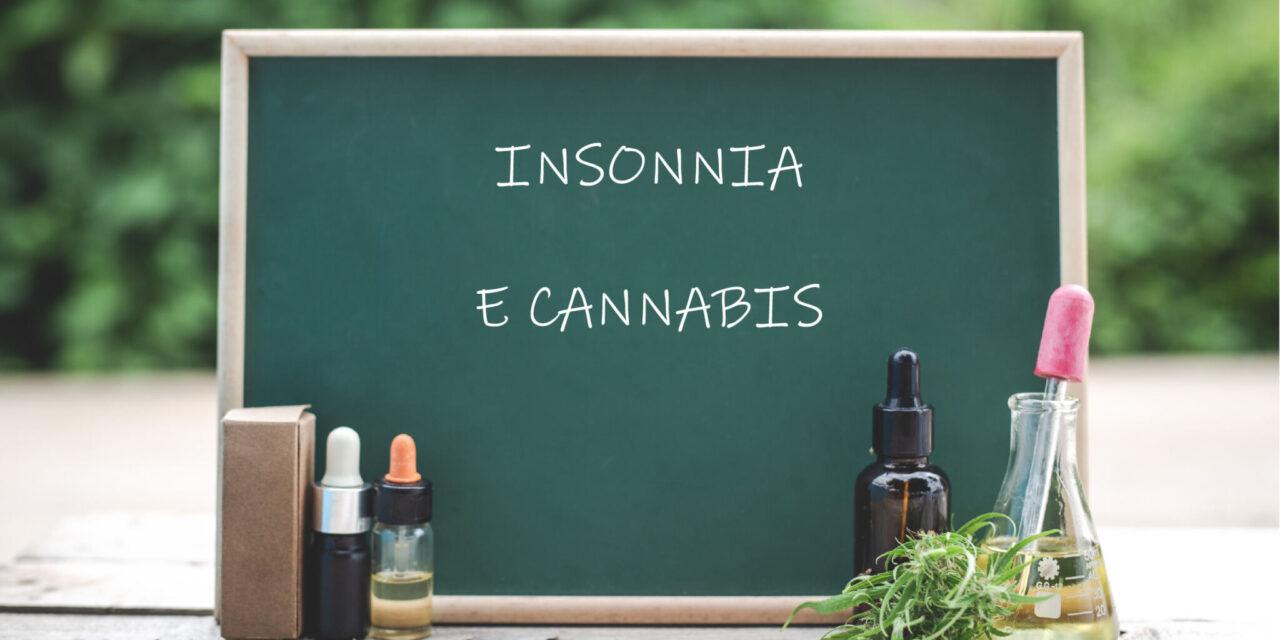 Cannabis e Insonnia