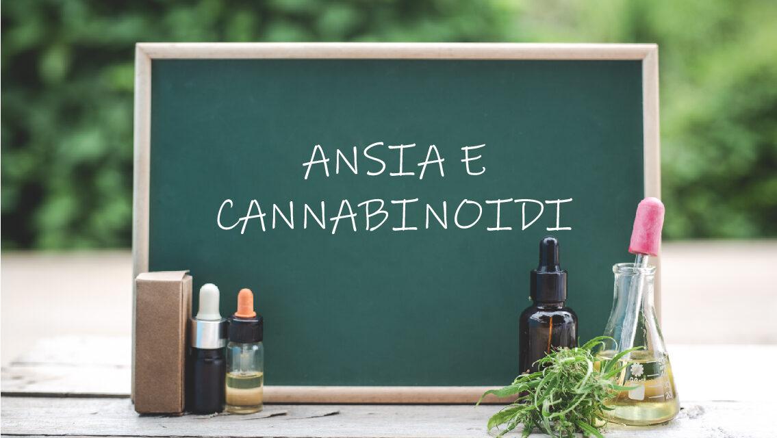 Ansia e Cannabis