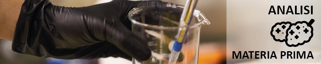 AmberLite olio CBD analisi materia prima
